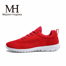 Breathable Mesh Summer Light Running Shoes for Men Unisex Flywire Sneakers Gym Sport Walkng Shoes Trainer Athletic Shoes Male