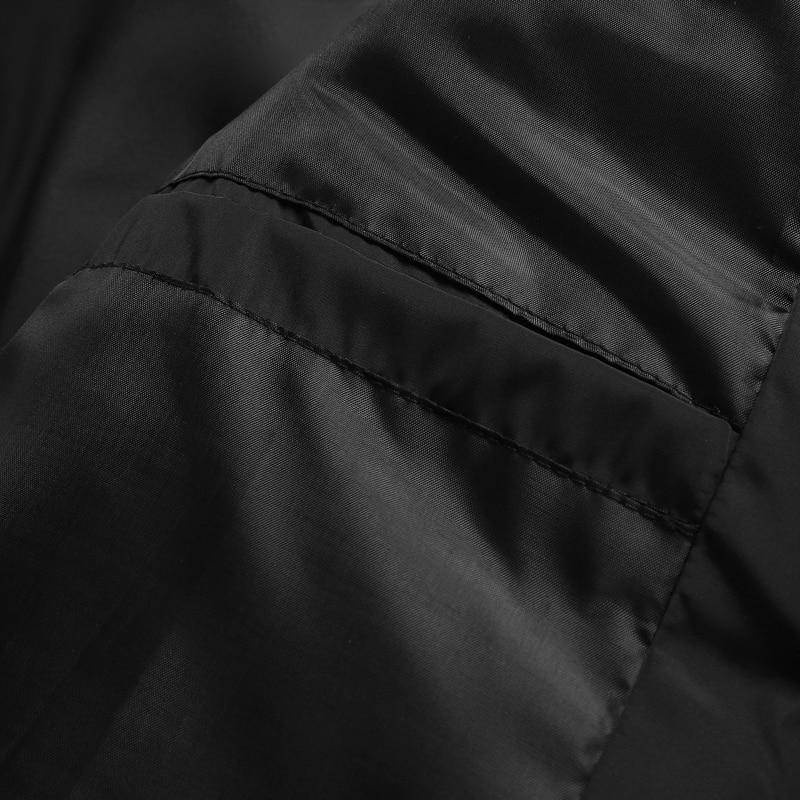 men\`s casual clothing fashion down jackets men leisure dress vests winter warm elegant korean streetwear trend coat vest for men (12)