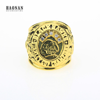 1961 Hockey Chicago Black Hawk Championship Rings Custom Sports Replica Jewelry Wholesale The Factory