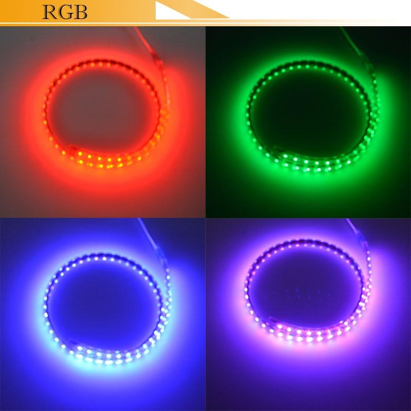 220V RGB жарық диоды 5050 Суға төзімді IP67 - LED Жарықтандыру - фото 4