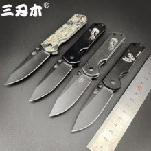 Sanrenmu 7010 8Cr14Mov Pocket Folding knife Outdoor Camping Survival Hunting Utility Knife Super Military EDC Tool 710