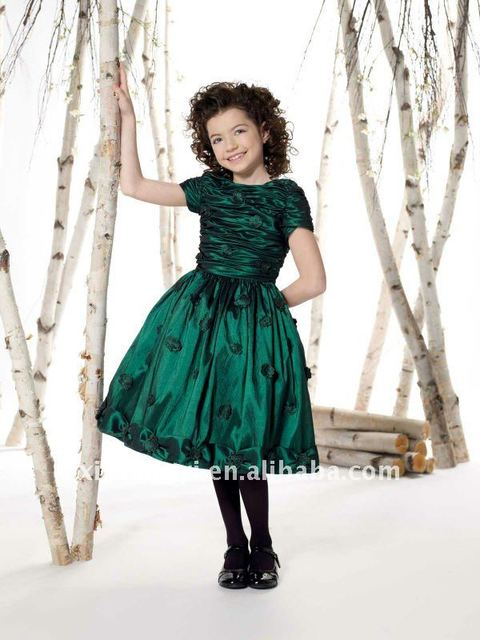 Girls Jr Bridesmaid Dresses