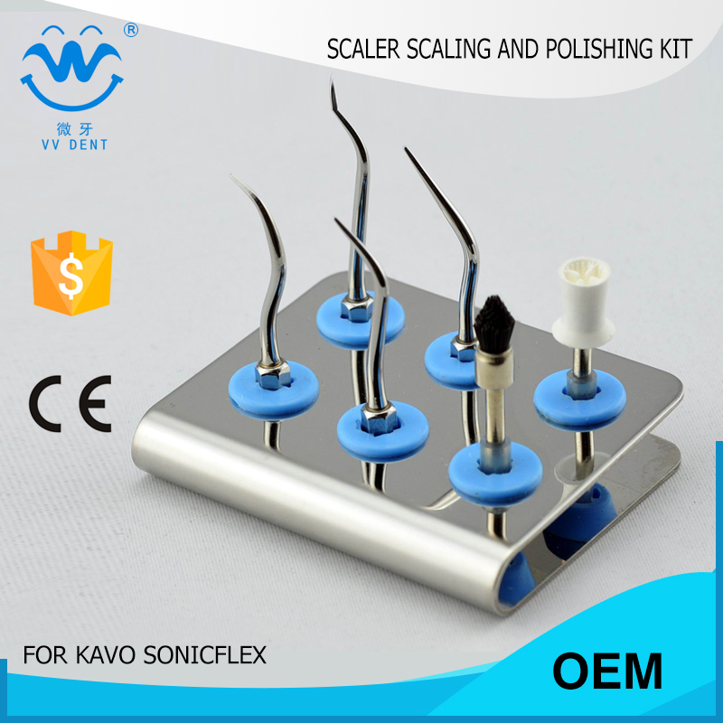 ФОТО 1 pcs KASPKS air scaler teeth whitening  scaling  polishing fit Kavo SONICflex Koment sonic line Sirona Siroair NSK Ti-Max W&H