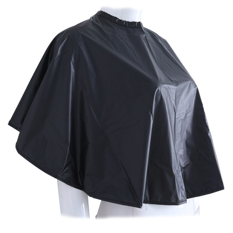 Solid Color Cutting Hair Waterproof Cloth Salon Barber Cape Hairdressing Hairdresser Apron Haircut Capes