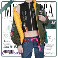 My Hero Academia Anime Cosplay Izuku Midoriya deku Hero Magazine Daily Uniforms Jackets Cosplay Costume Suits Coat+Pants+Vest