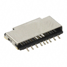 105027-0001 MicroSD Booth Nine 8 + 1 MOLEX Brand  Original Shenzhen Has The Spot