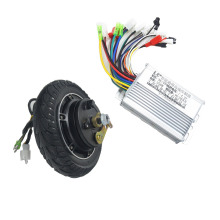 36V 48V 350W electric scooter hub motor with controller for electric bike/Scooter/e-bike brush motor 36v 450w my1020zxfh decelerating motor with fan for electric tricycle scooter unite motor