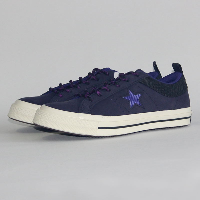 Original Converse one star shoes Warm Thermal velvet style unisex sneakers  Skateboarding Shoes 162542C-in Skateboarding from Sports   Entertainment on  ... 7333cb52a