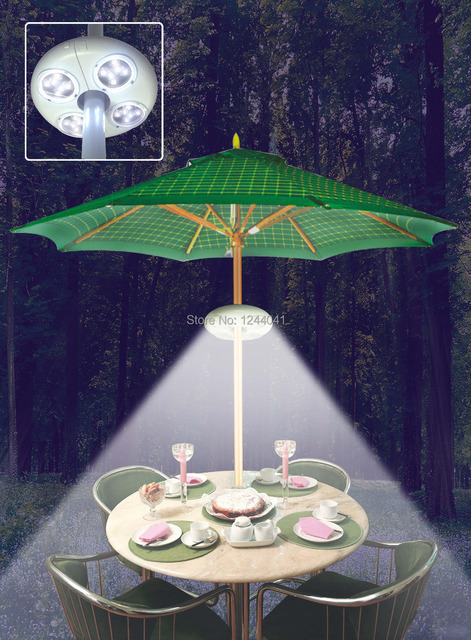 4pcs light rechargeable flashing led umbrella light outdoor umbrella 4pcs light rechargeable flashing led umbrella light outdoor umbrella pole light patio camping light in beach workwithnaturefo