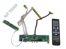LA MV56U A New Universal HDMI USB AV VGA ATV PC LCD Controller Board for 15