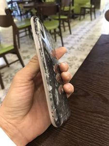 Image 5 - Luxury Marble Granite Stone Cover For iPhone X Soft TPU Case For iPhone 7 8 Case Silicon Case Capa