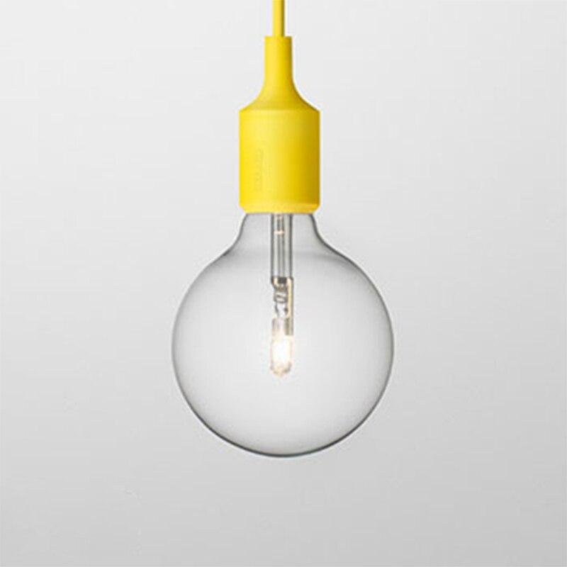Oobest E27 Deckenlampenhalter Schraube Mit Drahtseil Hngen Lampe Energiesparlampe Halter Und Zubehr 1 Meter Lange