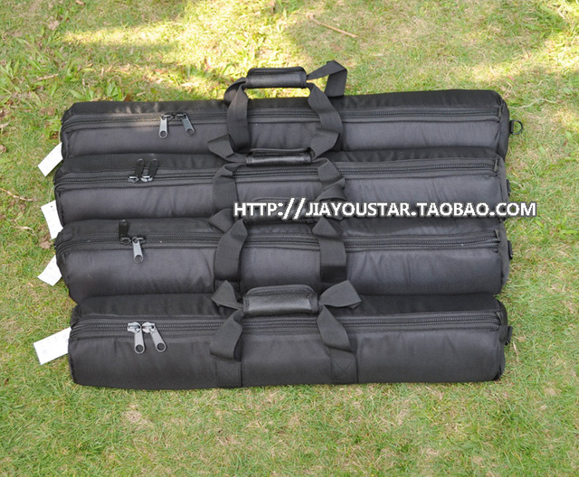 50 55 60 65 70 75 80 90 100cm Light Tripod Bag Padded Camera Monopod Tripod Carrying Case with Shoulder Strap For Studio Tripods