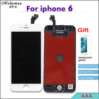 Mobymax AAA Pantalla Ecran Module For IPhone 6 A1586 6 Plus A1522 6S 6S Plus LCD