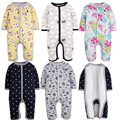 Baby Newborn Baby Romper Winter Baby Girl Boy Clothes Costume Overalls Striped Sweater Snowsuit ropa bebes Baby Clothing