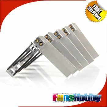Tenshock Carbon CNC Rudder Set TS-08020D/TS-09020D/TS-10020D/TS-11020D/TS-12020D.