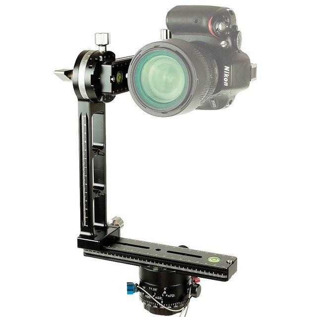SUPON Pro photography 360 Angle panoramic head gimbal tripod ball head Tripod Head for camera camcorder
