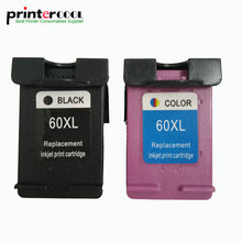einkshop 60XL Refilled Ink Cartridge Replacement for HP 60 XL Deskjet F2480 F2420 F4480 F4580 D2660 F4280 PhotoSmart C4680