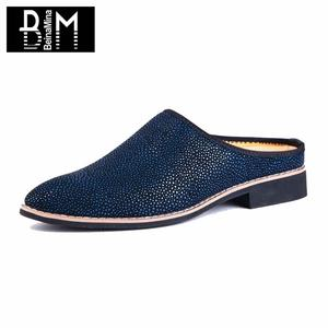 be772f17bd5 BEINAMINA Men Summer Sandals Slip On Slippers Shoes Male