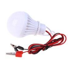 E27 LED Bulb Home Emergency Outdoor Light For DC 12V