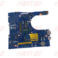 CN-0FRV68 FRV68 FOR DELL 5555 5458 5558 5758 Laptop motherboard DDR3 i5 cpu LA-B843P цена и фото