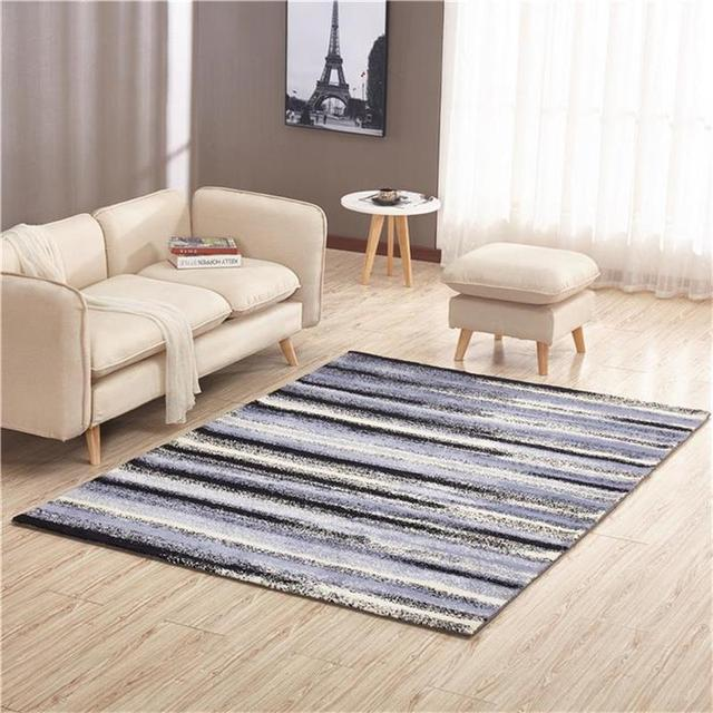 Modern Abstract Carpets For Living Room Thick Warm Area Rugs For ...