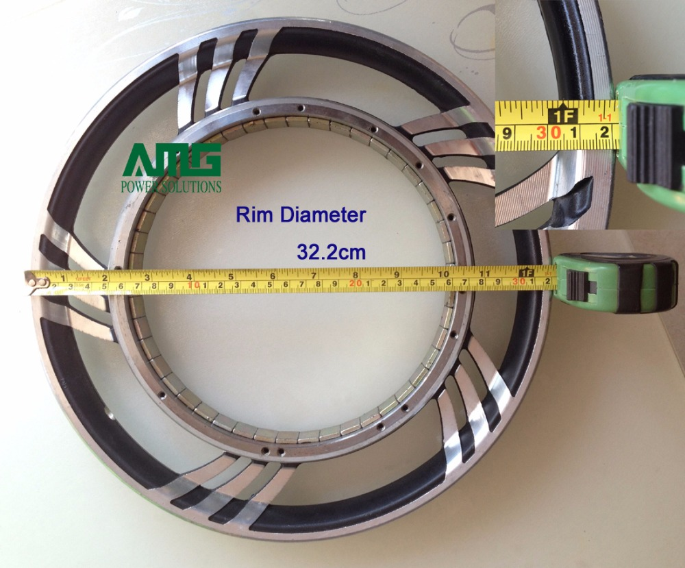 RIM DIAMETER=32.2mm-amg