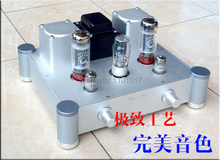 Weiliang Breeze Audio WBAA20 tube amplifier HiFi EXQUiS Single-ended Classe A lamp amp A20 music hall latest appj assembled fu32 tube amplifier audio single ended class a power amp board hifi diyer free shipping