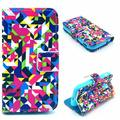 For Samsung Galaxy Ace 2 i8160 GT-i8160 Magnetic Flip Leather Case Cover for Samsung i8160 8160 Phone Bag