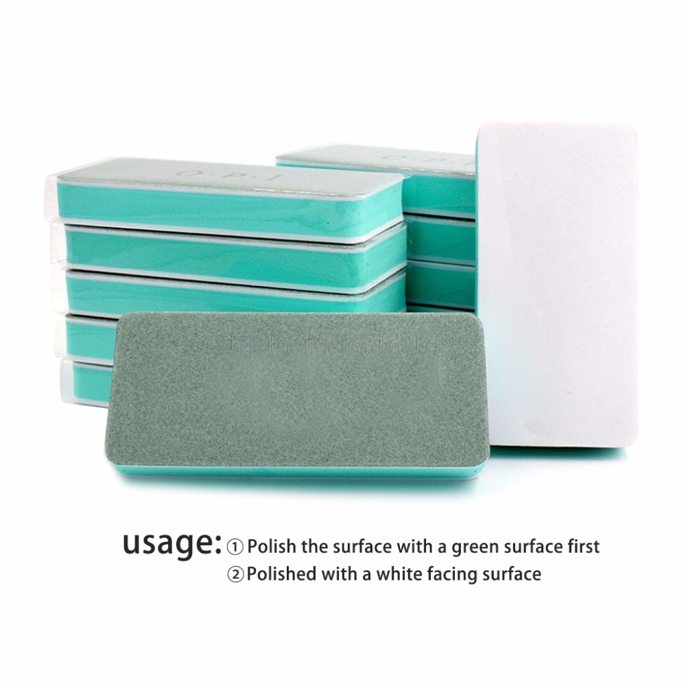 Gold Silver Jewelry Polishing Block Nail Polishing Tools Sander 1000/4000 Grit My06 19 Dropship