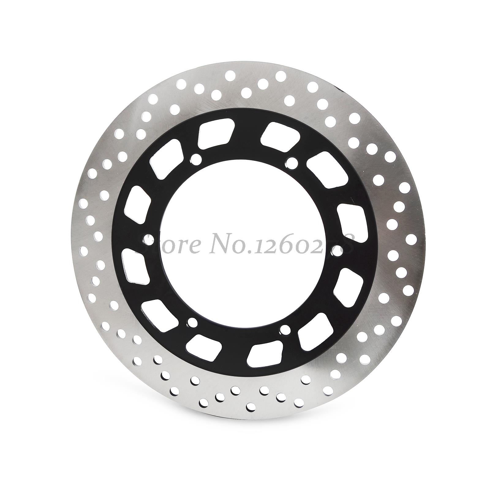 Motorcycle Front Brake Disc Rotor For Yamaha XV125 XV250 VIRAGO XVS 125 FJ1000 FJ1200 V MAX 1200 SRV250 TDR 125 mfs motor motorcycle part front rear brake discs rotor for yamaha yzf r6 2003 2004 2005 yzfr6 03 04 05 gold