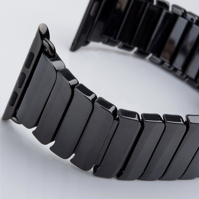 Ceramic Watch Band for Apple Watch