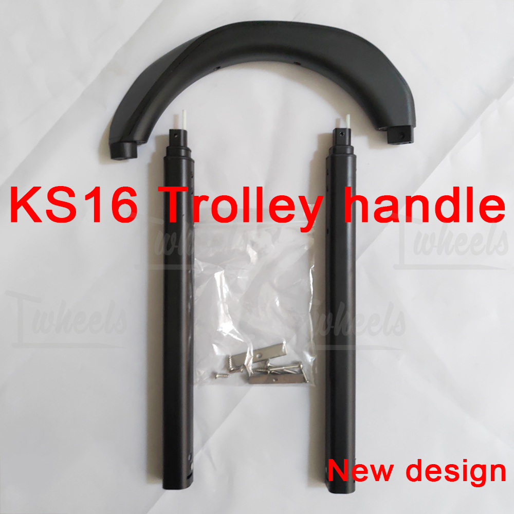 King Song electric unicycle KS16S new design trolley handle unicycle replacement spare parts accessories