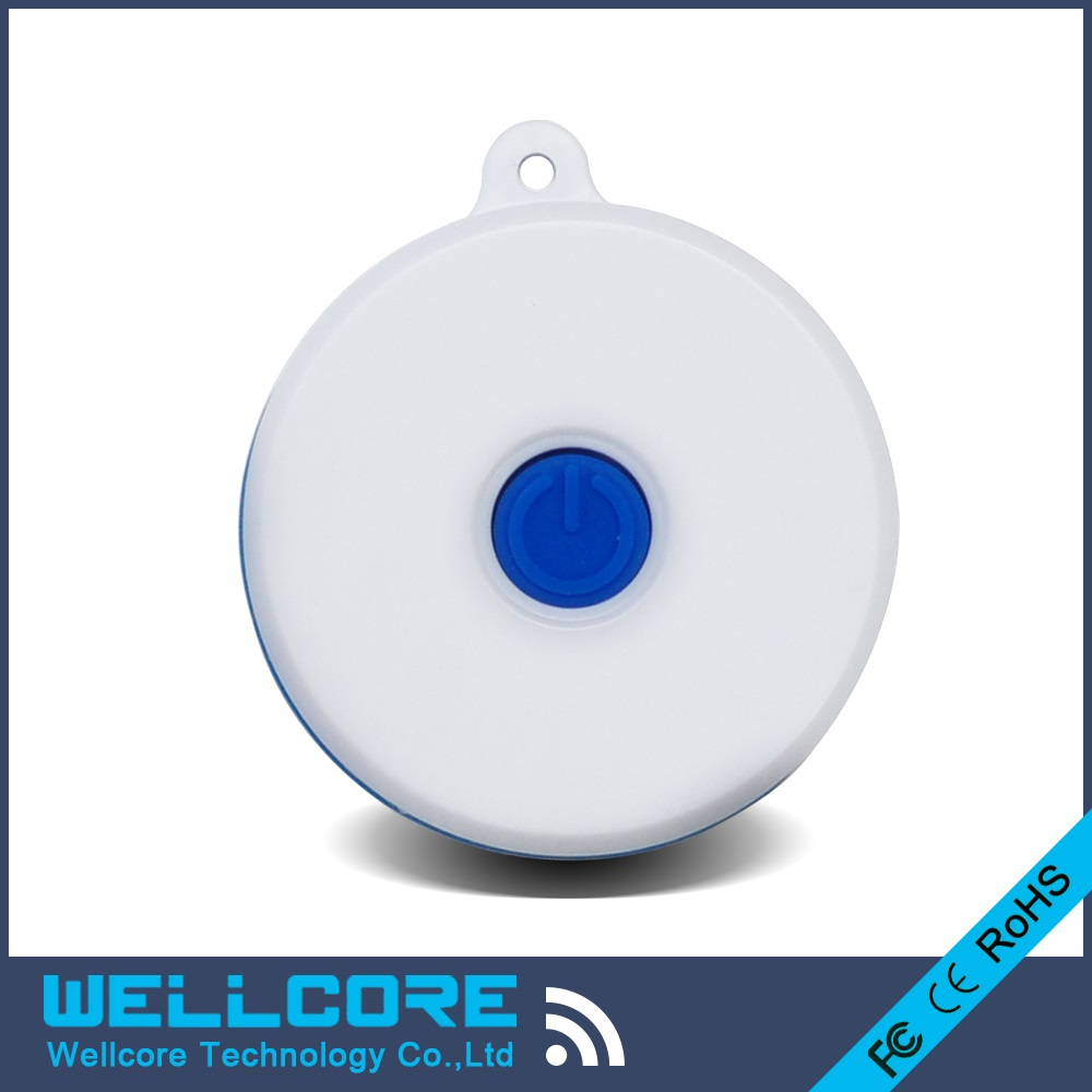 10pcs Free Shipping !Wellcore NRF51822 chip Bluetooth ibeacon support eddystone beacon
