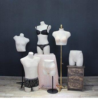 Busts For Sale | Underwear Model Props Bust Bras Mannequin Underwear Window Display Dummy Hot Sale