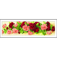 Diy FULL Rubik S Cube Diamond Painting Cross Stitch Rose Flower Decorative Painting Handmade Mosaic Diamond