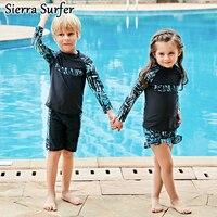 In 2017 The New Children S Swimsuit Cartoon Cute Children S Swimsuit Girl Split Swimsuit