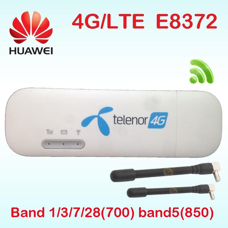Débloqué Huawei E8372h-608 4g 3g usb wifi modem 3g 4g voiture wifi stick E8372 lte 3g 4G Wifi routeur 4G mifi Modem PK E8278 e8377