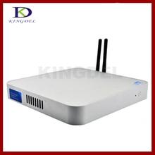 Тонкий клиент терминал, мини рабочего, 4 ГБ оперативной памяти + 500 ГБ hdd, Intel Celeron / Pentium двухъядерный, 1.8 ГГц, wifi, 1080 P himi, Windows 7