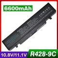 6600 мАч аккумулятор для Samsung R530 R540 R519 Q430 Q528 R428 NP-R522 NP-R519 AA-PB9NC6B AA-PB9NS6B AA-PB9NC5B AA-PL9NC2B AA-PL9NC6W