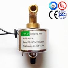 1500W1200W1000W electromagnetic pump model SP-12A voltage 220-240VAC-50Hz power 18W