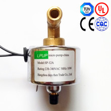 1500W1200W1000W electromagnetic pump pump model SP-12A voltage 220-240VAC-50Hz power 18W