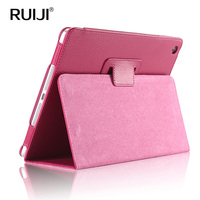 Case For IPad Air 2 Leather Cover Case For IPad New 2017 Original Smart Stand Wake