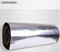 Car Sound Insulation Cotton Car Thermal Insulation Cotton Car Noise Cotton Soundproof Fireproof 1M 1M 7mm