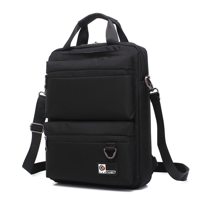 Nylon Notebook Shoulder Bag 14 Inch Laptop Backpack Women Men Waterproof Computer Bag 13.3 Inch