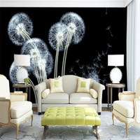 custom modern 3d photo wallpaper 3d mural wallpaper simple fashion personality background wall for bedding room home decor