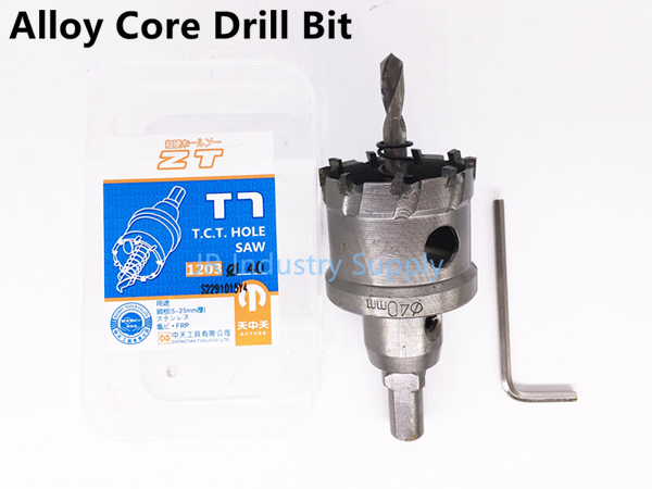 Tungsten Steel Carbide Tipped TCT Drill Bit Metal Cutter Core Hole Saw core drill bit Dia 16-100 футболка с полной запечаткой для мальчиков printio haiku