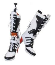 Cosplay Shoes Suicide Squad Harley Quinn Anime Boots