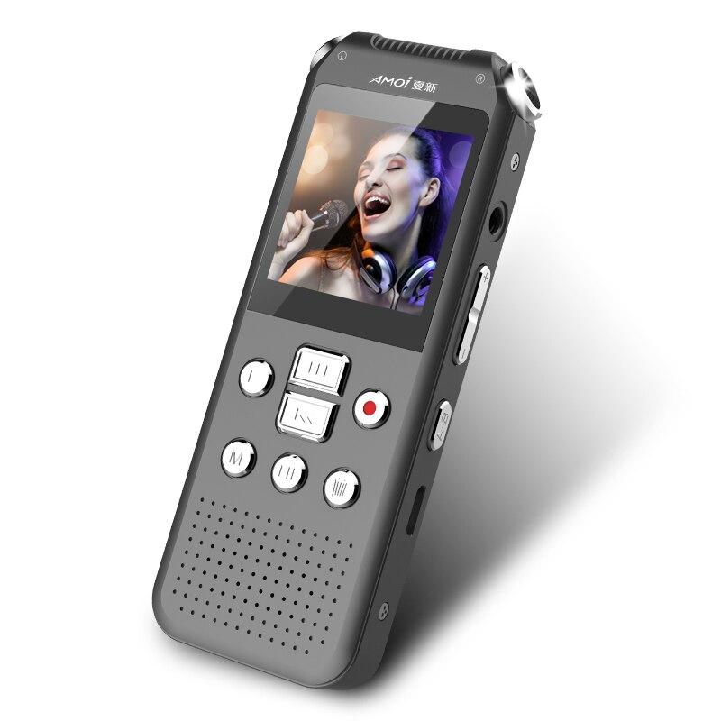 Yescool A82 Suporte de Voz Digital Audio Video Recorder mini câmera Portátil 64 gb Telefone Recorde DVR motion detection Camcorder