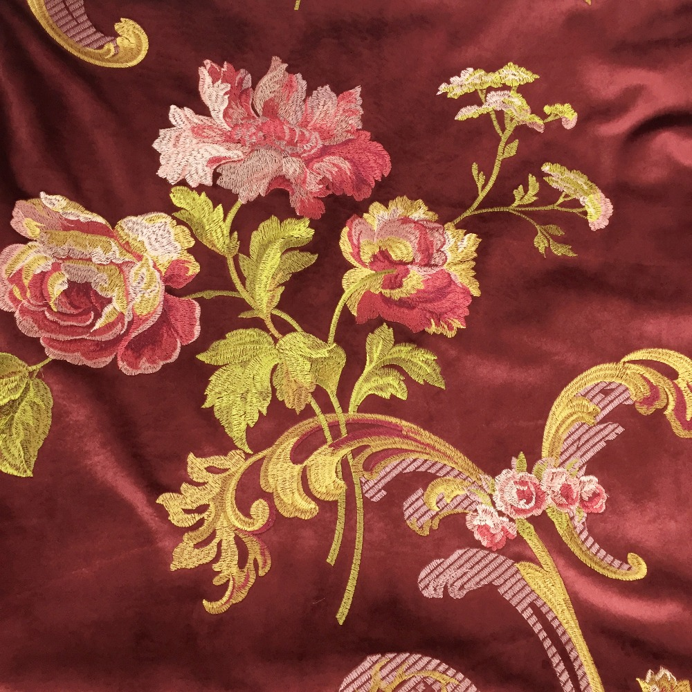 Curtain fabric wholesale picture more detailed